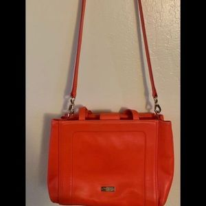 Kate's Spade Orange Bow Purse